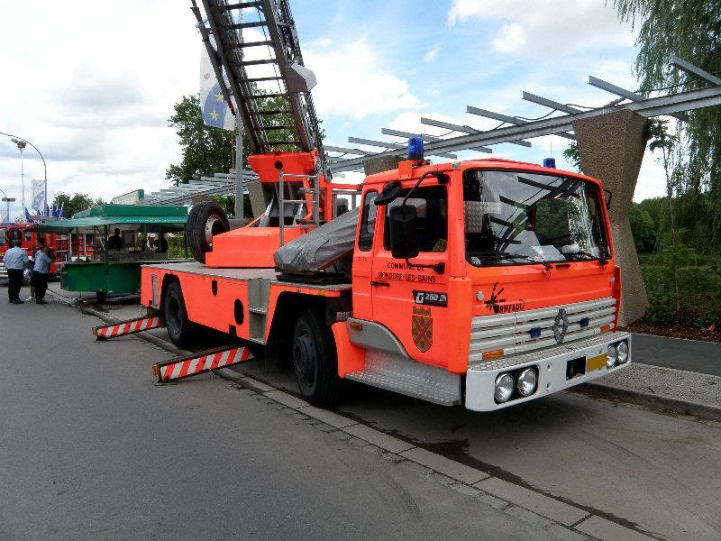 Blaulichtfahrzeuge aus Luxemburg. 02116
