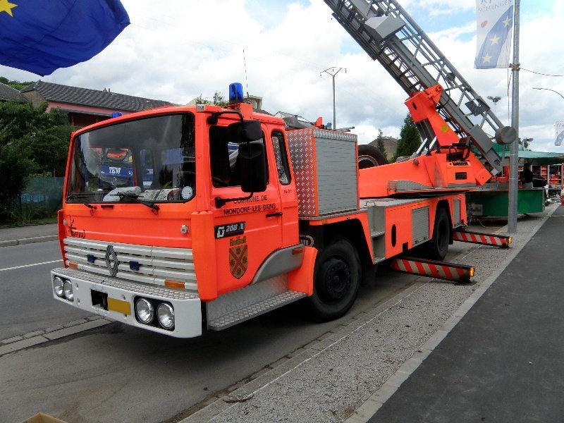 Blaulichtfahrzeuge aus Luxemburg. 02218