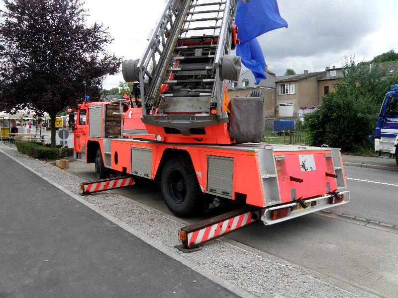 Blaulichtfahrzeuge aus Luxemburg. 02317