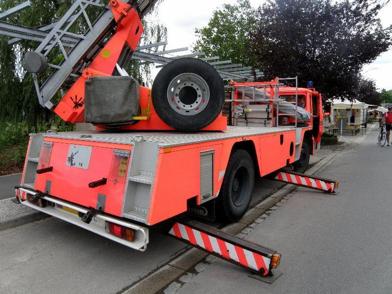 Blaulichtfahrzeuge aus Luxemburg. 02417