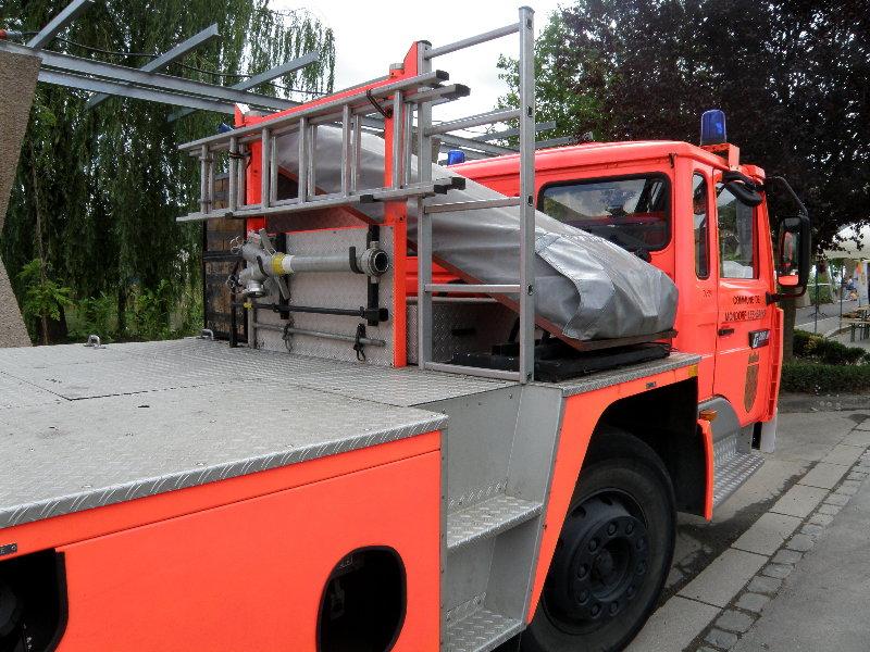 Blaulichtfahrzeuge aus Luxemburg. 02818