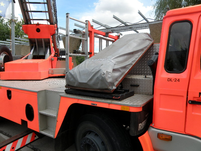 Blaulichtfahrzeuge aus Luxemburg. 02916