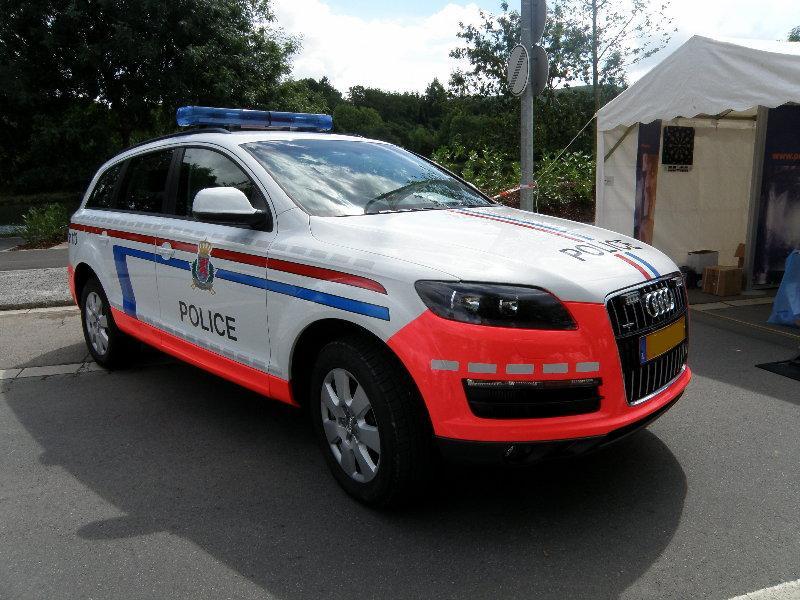 Blaulichtfahrzeuge aus Luxemburg. 03116