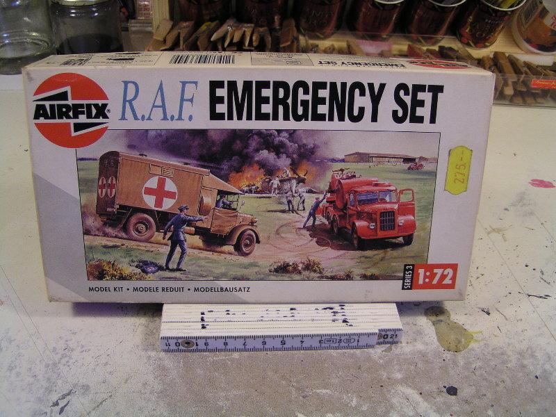 Mein Feuerwehrbausatz Vorrat 20010
