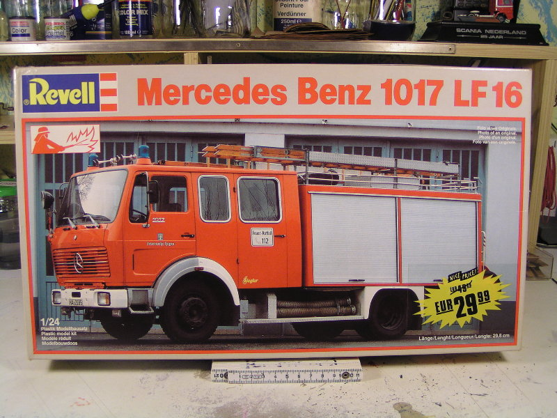 Mein Feuerwehrbausatz Vorrat 20610