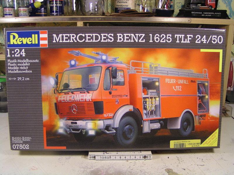 Mein Feuerwehrbausatz Vorrat 20810