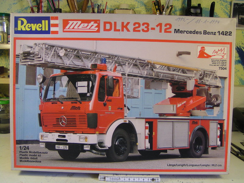 Mein Feuerwehrbausatz Vorrat 20910