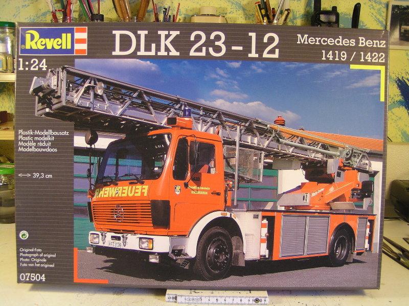 Mein Feuerwehrbausatz Vorrat 21010