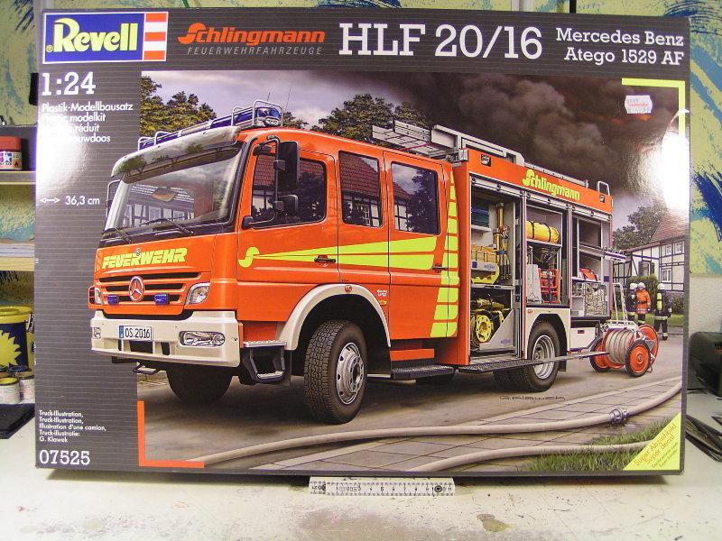 Mein Feuerwehrbausatz Vorrat 21410