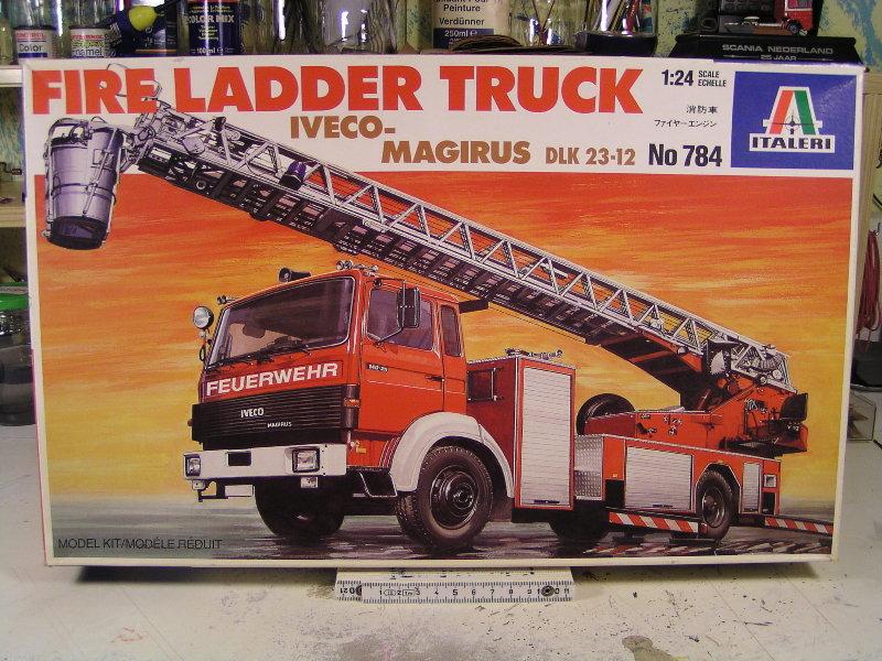 Mein Feuerwehrbausatz Vorrat 21910