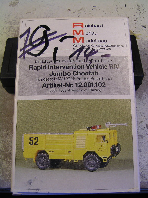 Mein Feuerwehrbausatz Vorrat 23010
