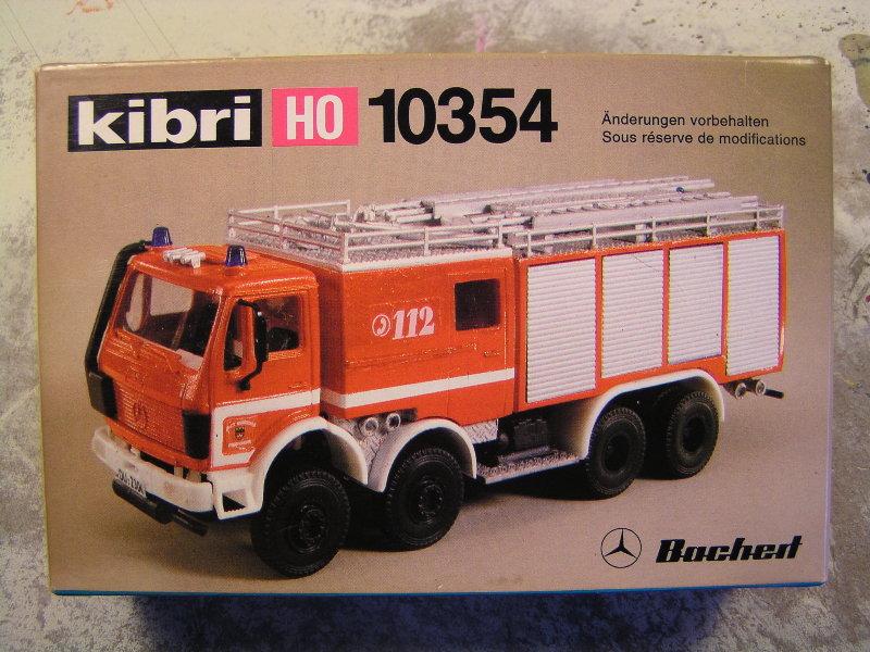Mein Feuerwehrbausatz Vorrat 23410