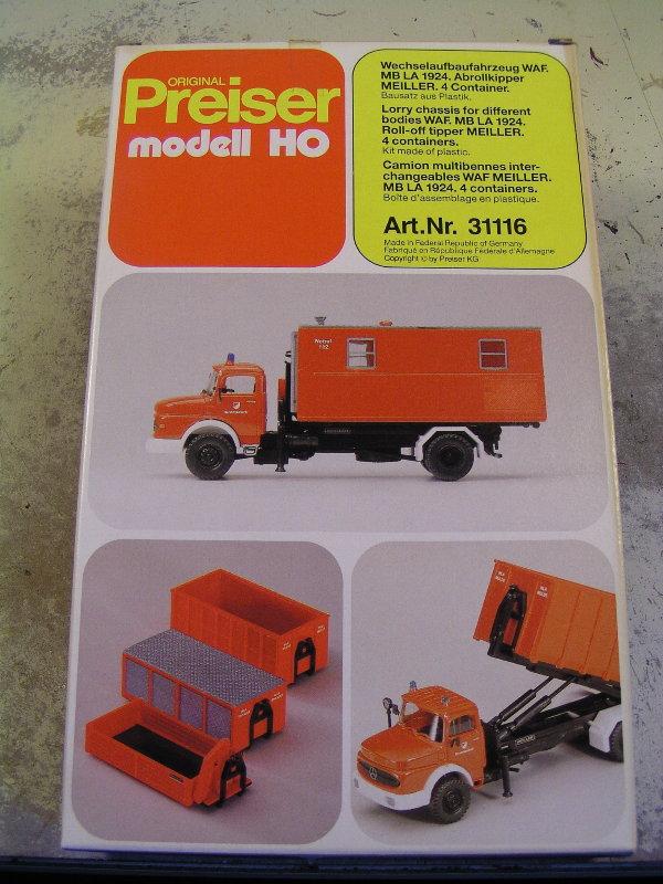 Mein Feuerwehrbausatz Vorrat 24111