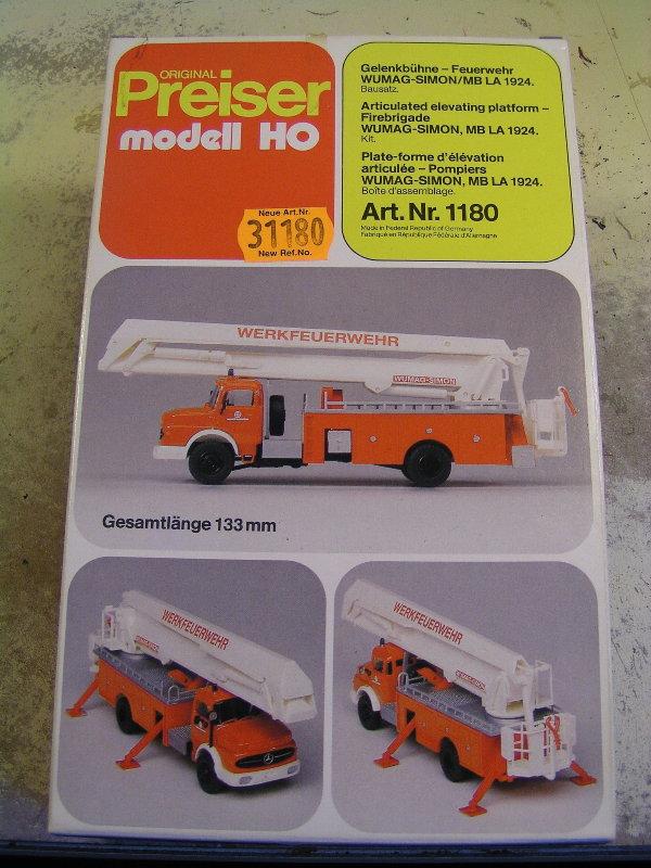 Mein Feuerwehrbausatz Vorrat 24911