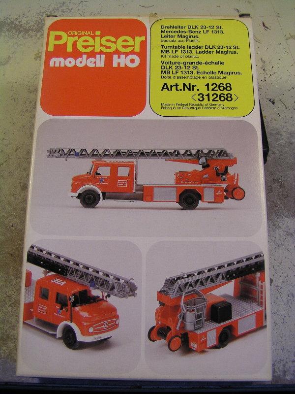 Mein Feuerwehrbausatz Vorrat 26411