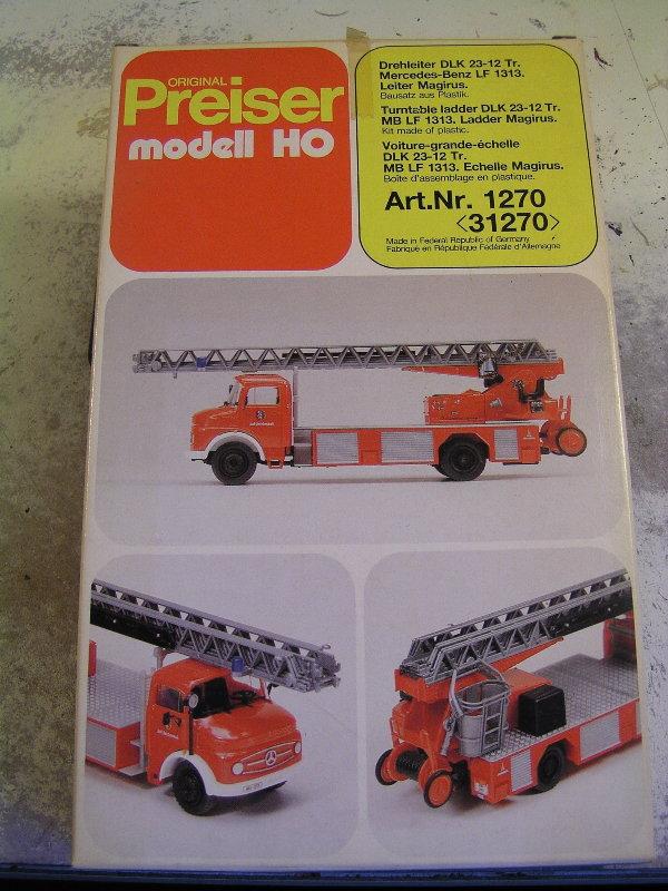 Mein Feuerwehrbausatz Vorrat 26511