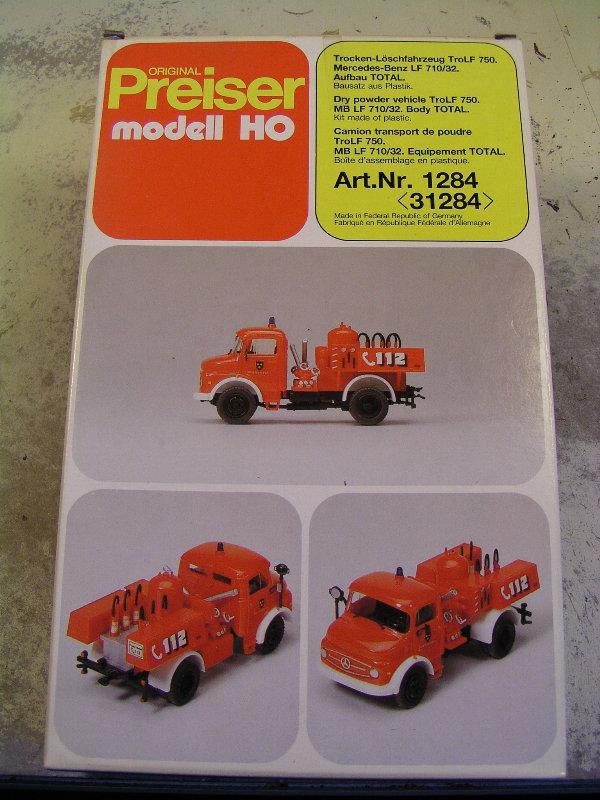 Mein Feuerwehrbausatz Vorrat 26611