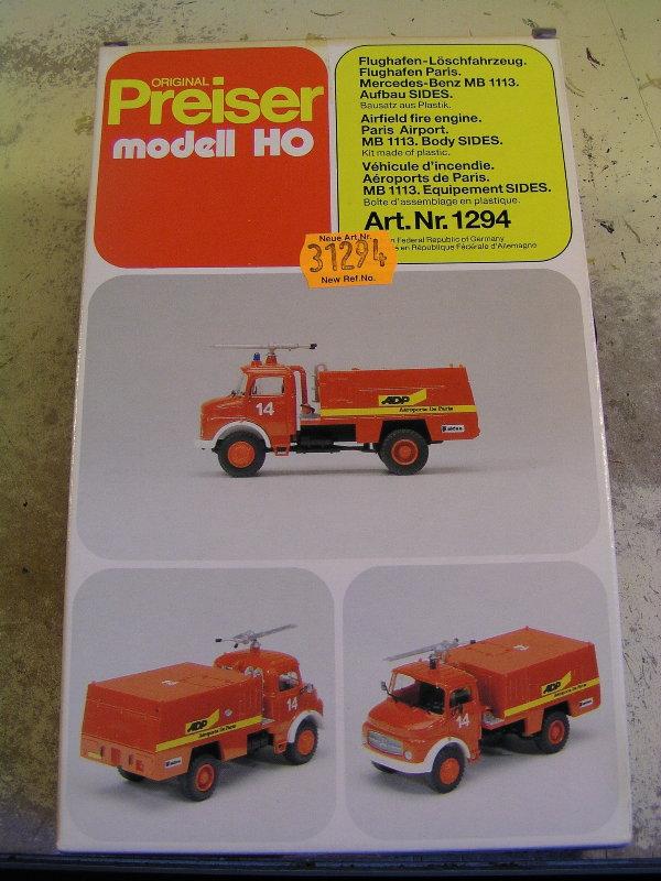 Mein Feuerwehrbausatz Vorrat 26811