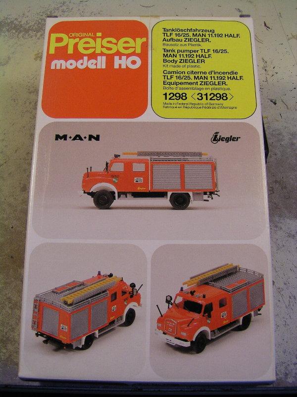 Mein Feuerwehrbausatz Vorrat 26911