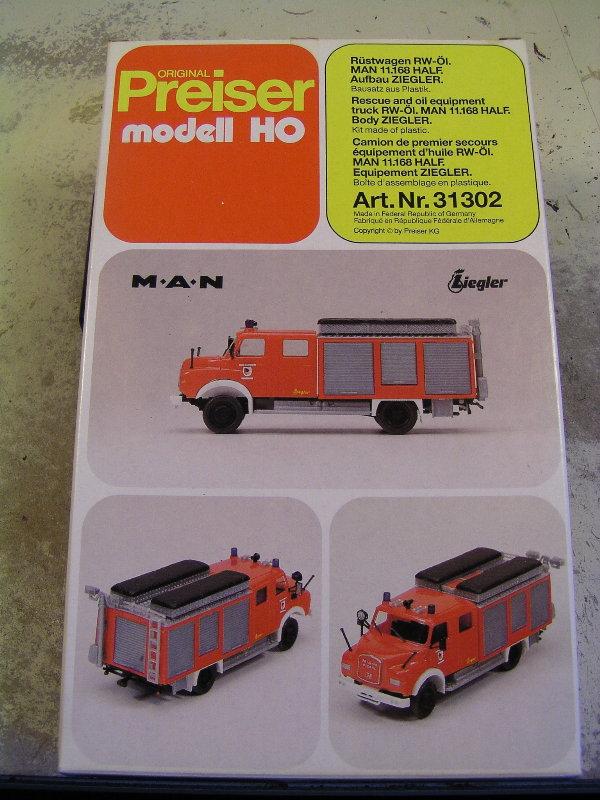 Mein Feuerwehrbausatz Vorrat 27011