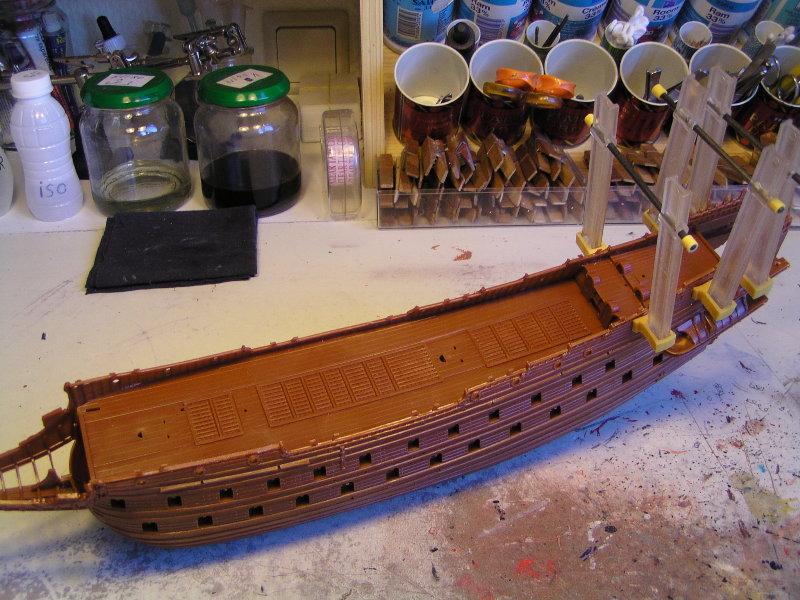Segelschiff Wasa1628 Masstab1:144 P2162710