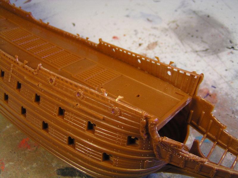 Segelschiff Wasa1628 Masstab1:144 P2202810