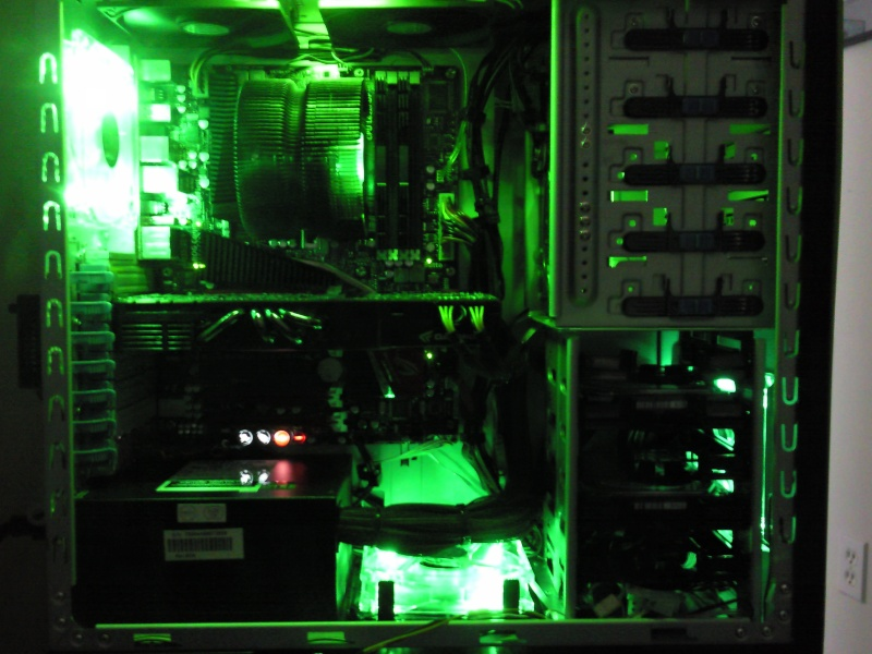 My new board  CPU meme and Video Card Photo022