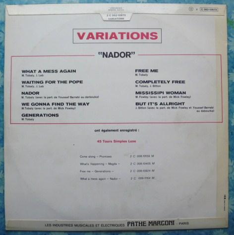 LES VARIATIONS -1970- P1060513