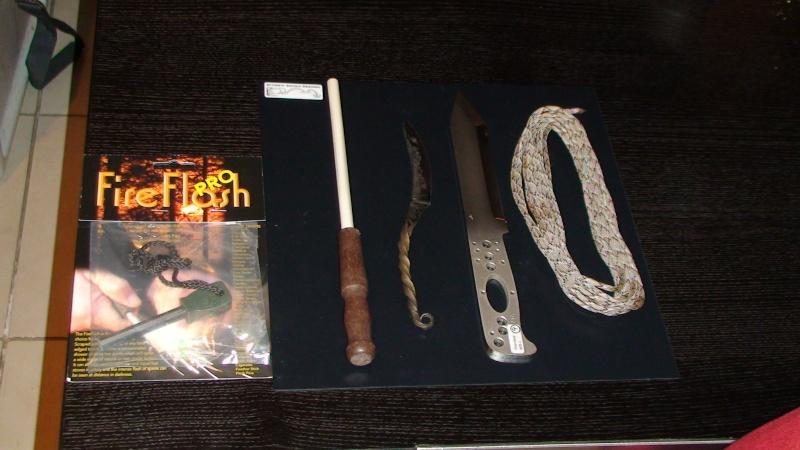 Couteau en Vue 110