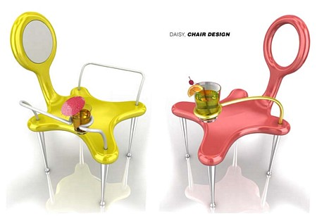 [Chaise] Daisy by Design Nobis Chaise10