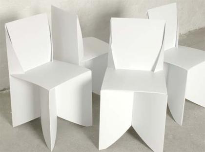 [Chaise] Folder Chair by Stefan SCHÖNING Folder10