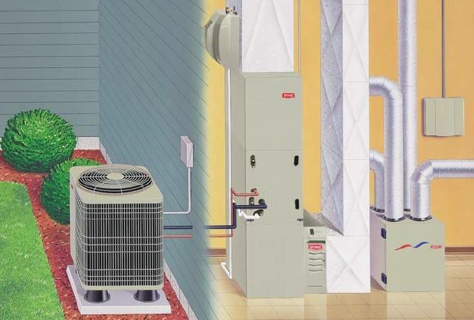 la climatisation, un air renouvelé Instal10