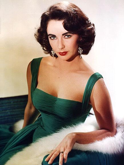 Elizabeth Taylor died :( Elizab10