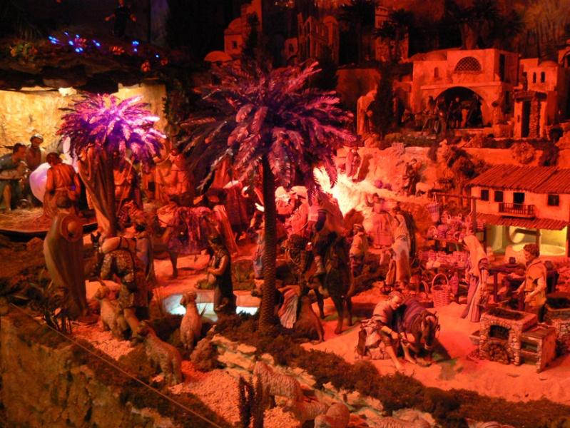 Crèche du Suquet à Cannes 1510