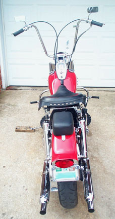 Just another Kind of Scooter and 50 years old Hd1010