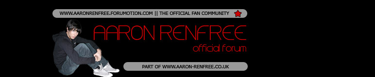 Aaron Renfree Forums
