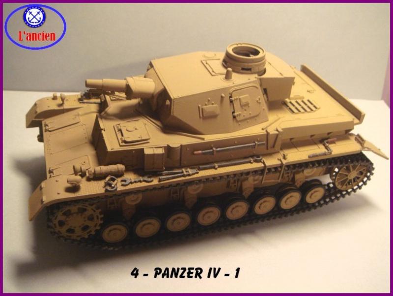 Sd Kfz 161 Panzerkampfwagen IV (aust FD) au 1/35 par l'ancien 4-panz10