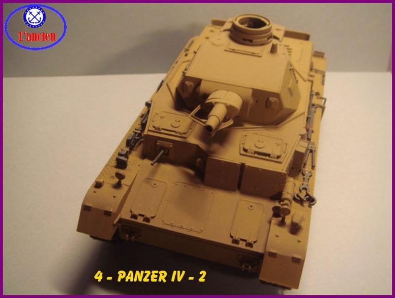 Sd Kfz 161 Panzerkampfwagen IV (aust FD) au 1/35 par l'ancien 4-panz11