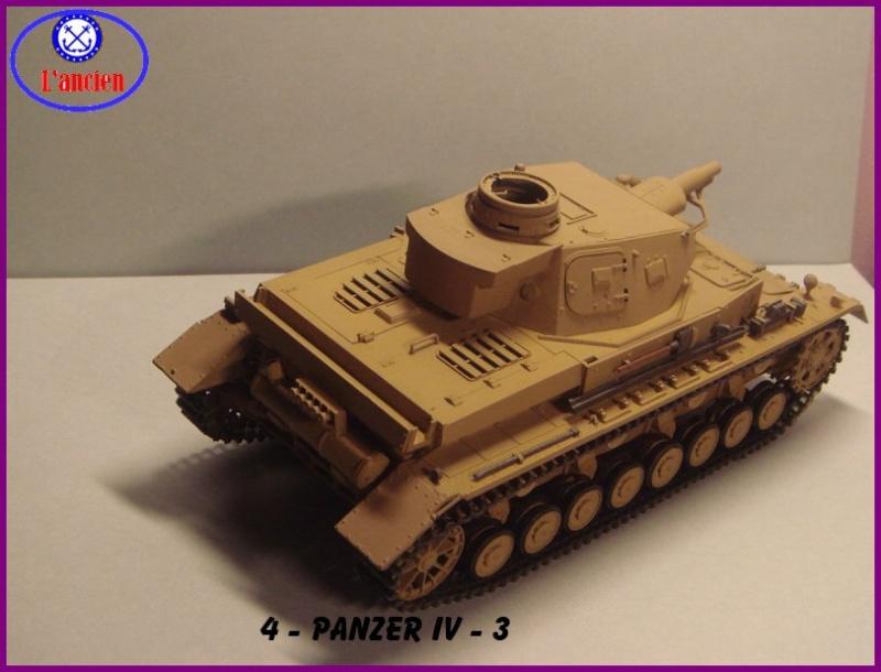 Sd Kfz 161 Panzerkampfwagen IV (aust FD) au 1/35 par l'ancien 4-panz12