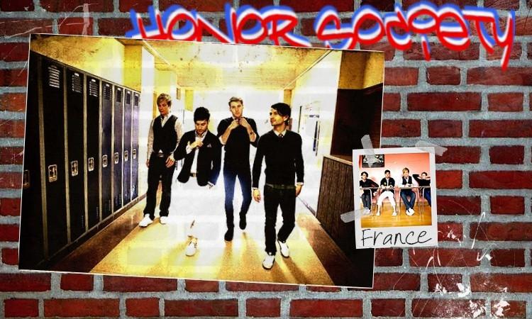#1 SOURCE FRANCAISE SUR HONOR SOCIETY! Hs811