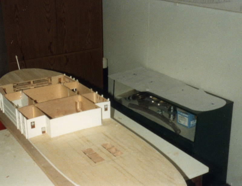 Seitenraddampfer ROBT.E.LEE 1:75 aus Holz 0313