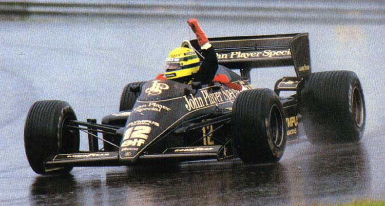 Open Wheel Car of the day. Lotus_10