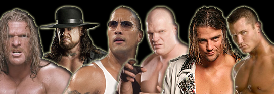 No Way Out - Triple H vs. Undertaker vs. The Rock vs. Kane vs. The Brian Kendrick vs. Randy Orton 19130112