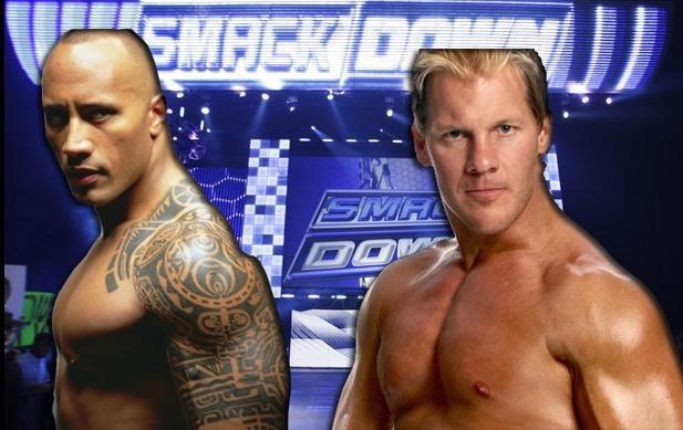 SmackRAW - The Rock (Debut) vs. Chris Jericho Smackd16