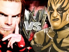 Goldust vs Jeff Hardy for T-X-F title Uiiuuu10