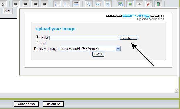 Inserire immagini Base_210