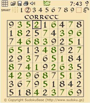 da Siros il Sudoku Base_710