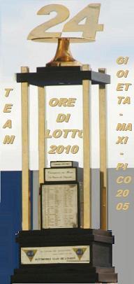 VINCITRICE GIOIETTA e il TEAM Gioietta-Maxi-Pico2005 Coppa_14