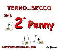 VINCITORI TERNO SECCO OMBRA-PENNY-MELISSA Premio14