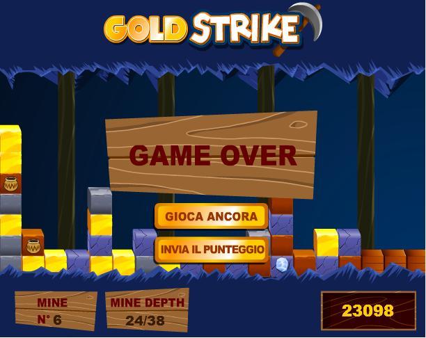 La miniera d'oro Rec310